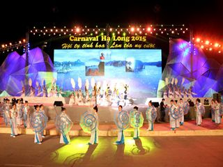 The annual Ha Long Carnival 2015 kicks off