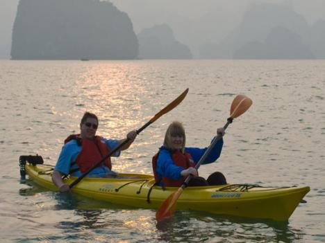Quang Ninh tourism achieves promising results in 2013