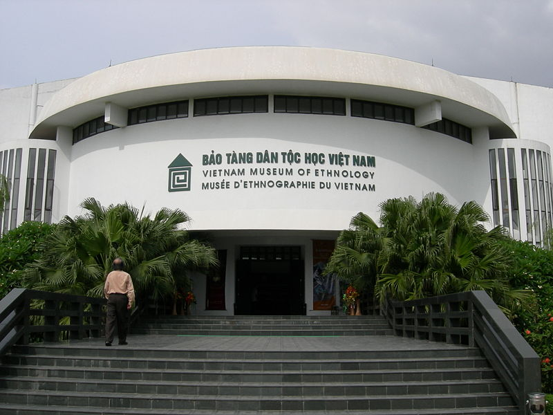 Museum of Ethnology ranked as exellent spot in Hanoi by TripAdvisor.com