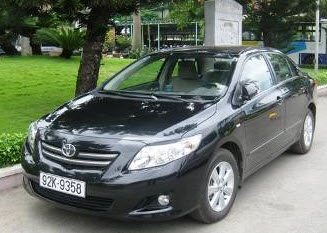 Toyota Altis (4 seaters)