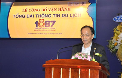 Tourist information telephone service in Ho Chi Minh City launched