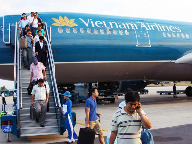 New base of Vietnam Airlines in London, UK from March 31st 2015 - Heathrow Airport