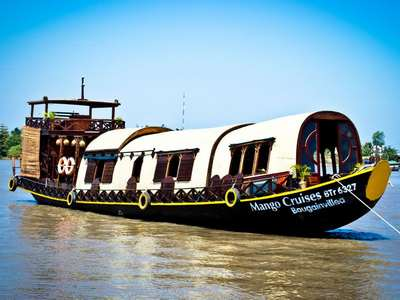 Mango Cruises 3 Days: Ben Tre - Sa Dec - Chau Doc