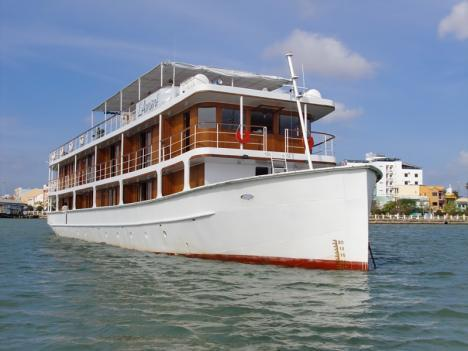 LAmant Cruises 5 Days: Saigon - Phnom Penh