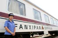 Touring Vietnam by Train