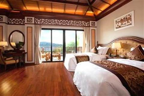 Hill Top Suite of Vinpearl Luxury Nha Trang