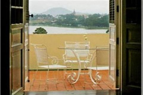 Balcony at Dalat Palace Luxury Hotel & Golf Club